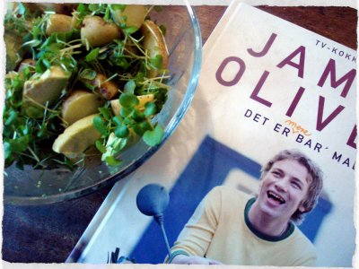 Jamie Olivers potato salad