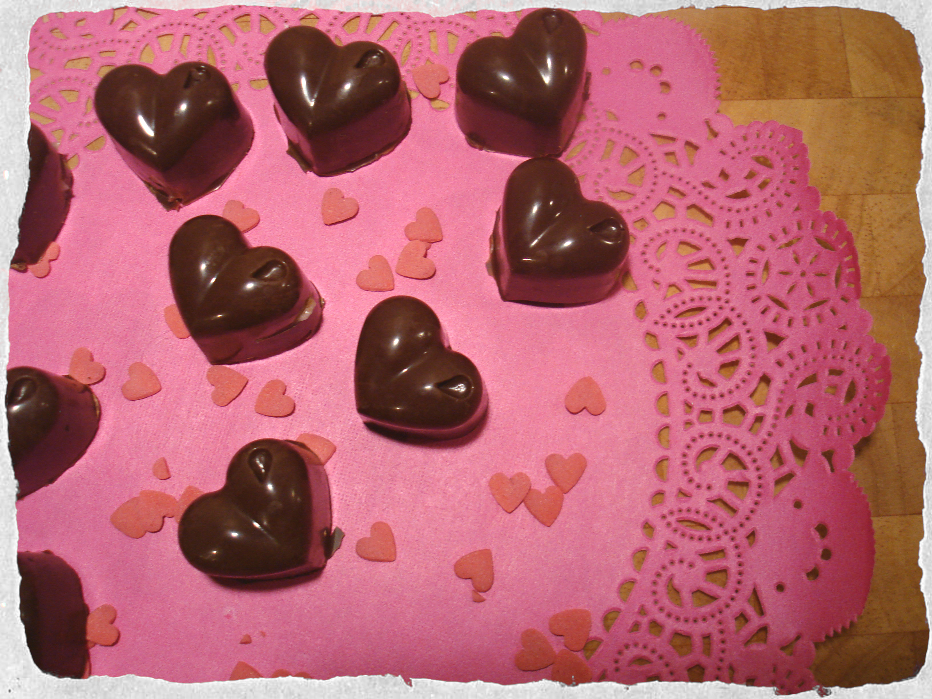 Valentine S Day Chocolates With Bailey S Cream Nilssons Ambrosia